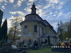 Krnský kostel 2020
