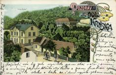 1908 KRNSKO - vila Herda / zdroj: https:burda-auction.com