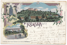 Pozdrav zKrnska 1900