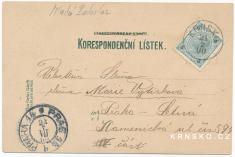 Pozdrav zKrnska 1900(2. strana)