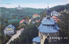 Dolní Krnsko, Mlýn Antonína Postráneckého