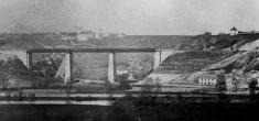 Původní podoba Stránovského viaduktu / zdroj: Boleslavan 09/19