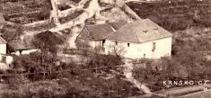 Krnsko cca 1865- výřez / Mlýn vPodjiří