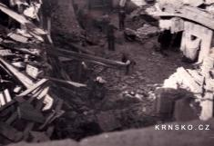 Bomba zasáhla Lislerův dům
